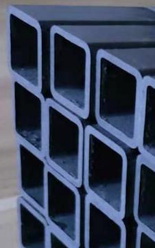 CFK-Rohr Vierkant 20,0/20,0 x 16 x 1000mm